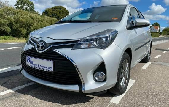 Toyota Yaris 1,3 VVT-i T2 Limited
