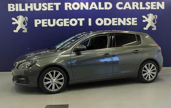 Peugeot 308 1,6 BlueHDi 120 Edition+
