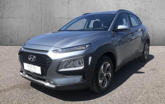Hyundai Kona 1,6 GDI HEV Advanced DCT 141HK 5d