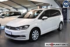 VW Touran 1,6 TDi 110 Comfortline Van