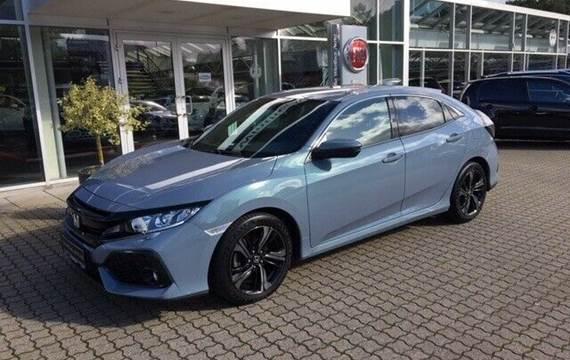 Honda Civic 1,6 i-DTEC Elegance