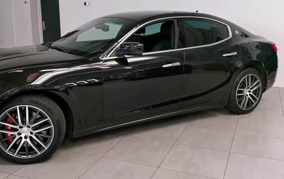 Maserati Ghibli 3,0 D aut.