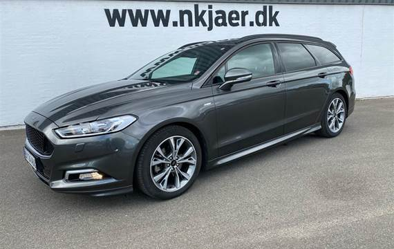 Ford Mondeo EcoBoost ST-Line 160HK Stc 6g Aut.
