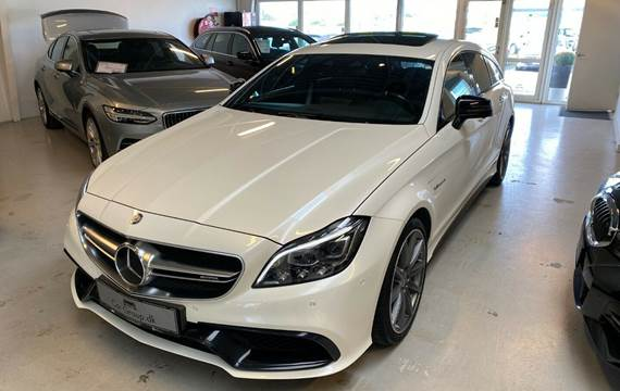 Mercedes CLS63 5,5 AMG S Shooting Brake aut. 4Matic