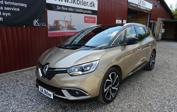 Renault Grand Scenic IV 1,6 dCi 130 Bose Edition