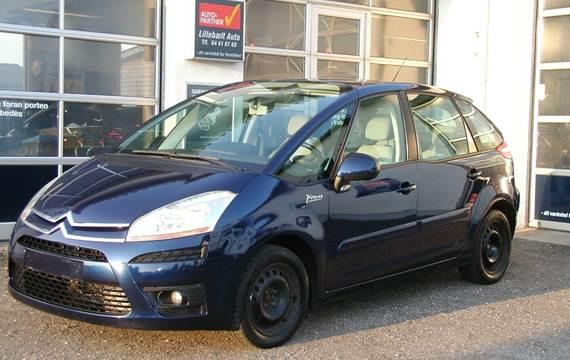 Citroën C4 Picasso 1,6 HDi 110 SX