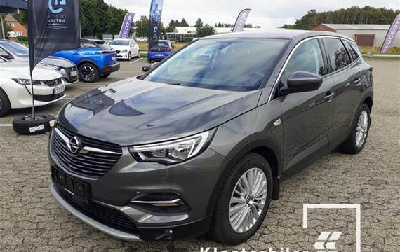 Opel Grandland X 1,6 CDTI Innovation Start/Stop 120HK 5d 6g Aut.