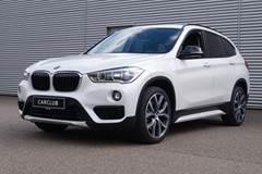 BMW X1 2,0 xDrive20d Sport Line aut.