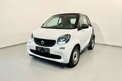 Smart Fortwo 1,0 Pure