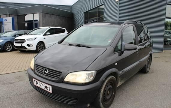 Opel Zafira 1,6 16V Elegance