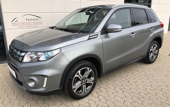 Suzuki Vitara 1,6 Exclusive  5d