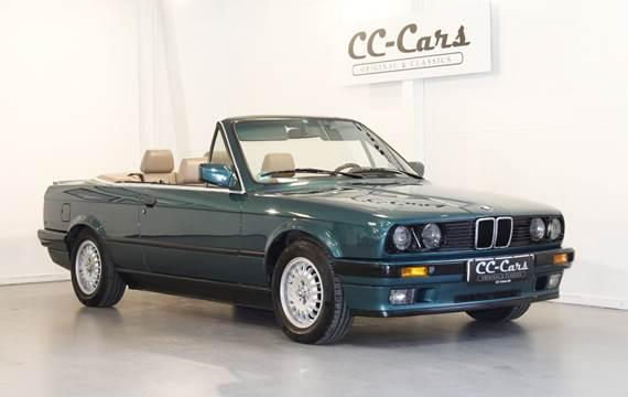 BMW 325i 2,5 Cabriolet aut.