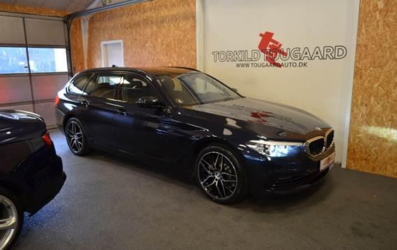BMW 520d 2,0 Touring Sport Line xDrive aut.