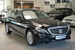 Mercedes C200 2,0 stc. aut. 4-M