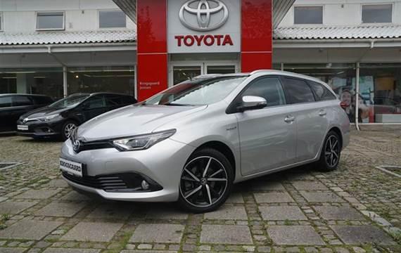 Toyota Auris Touring Sports 1,8 B/EL H2 Selected 136HK Stc Aut.