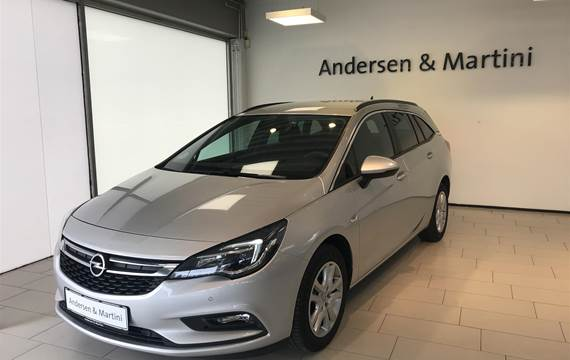 Opel Astra Turbo Enjoy 150HK 5d