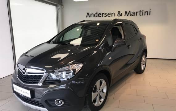 Opel Mokka Turbo Enjoy 140HK 5d 6g Aut.