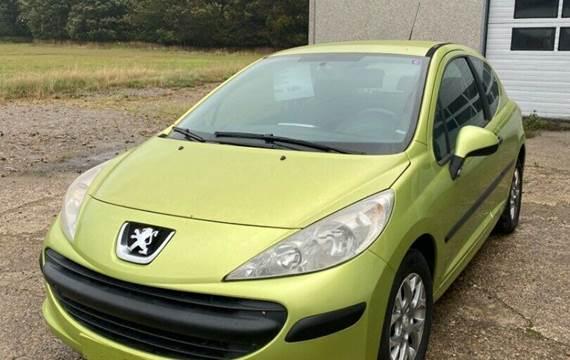 Peugeot 207 1,4 XR