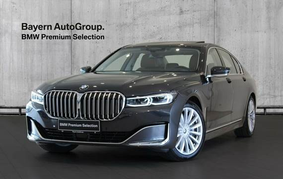 BMW 750i 4,4 Connected xDrive aut.