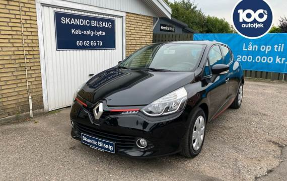 Renault Clio IV 0,9 TCe 90 Expression