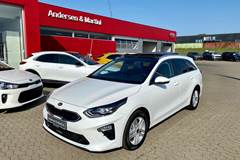 Kia Ceed SW 1,4 T-GDI Collection DCT 140HK Stc 7g Aut.