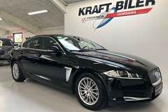 Jaguar XF 2,2 D 163 Luxury aut.