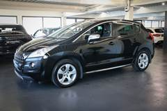 Peugeot 3008 2,0 HDi 150 Style Limited