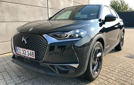 DS DS 3 CrossBack 1,2 PT 130 Elegance EAT8