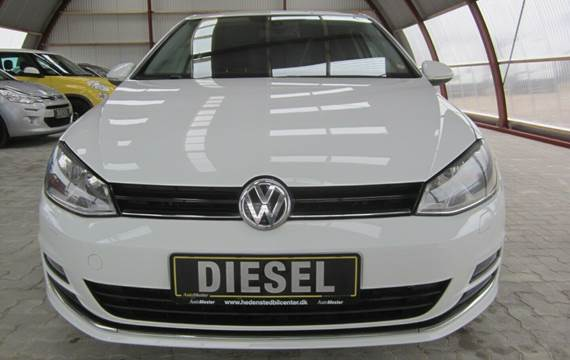 VW Golf VII 2,0 TDi 150 Highline DSG BMT Van