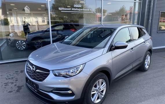 Opel Grandland X 1,2 T Enjoy Start/Stop 130HK 5d 6g Aut.