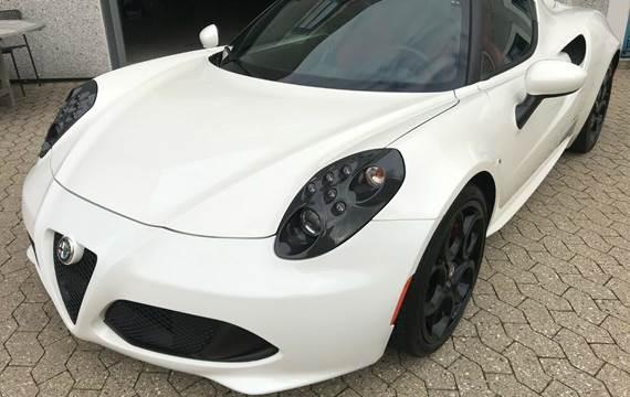 Alfa Romeo 4C TBi TCT
