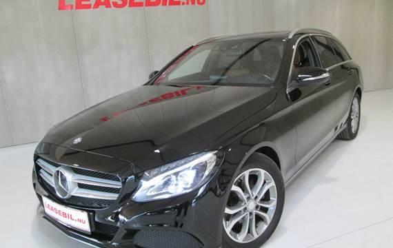 Mercedes C200 1,6 BlueTEC Avantgarde stc. aut.
