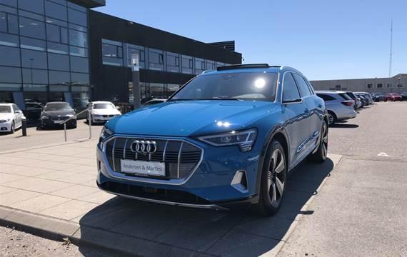 Audi e-tron Audi E-tron el EL Edition 1  Quattro 408HK 5d