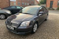 Toyota Avensis 2,0 VVT-i Executive
