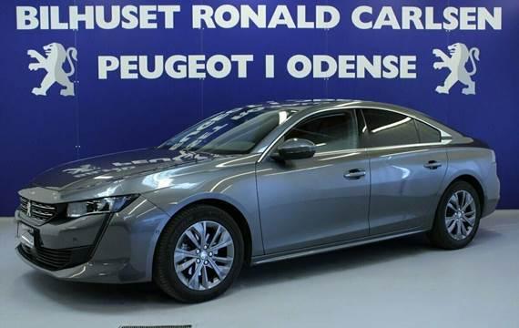 Peugeot 508 1,5 BlueHDi 130 Allure Pack