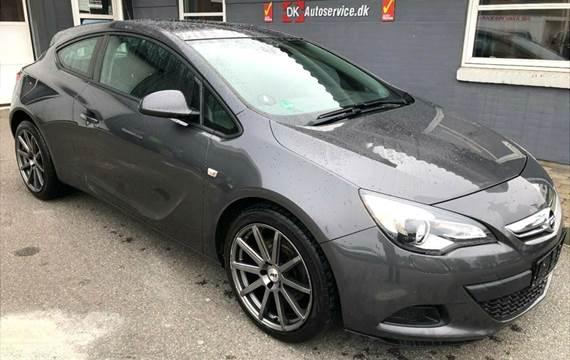 Opel Astra 1,7 CDTi 130 Enjoy GTC eco
