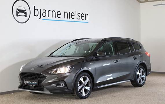 Ford Focus 1,0 EcoBoost Active stc. aut.