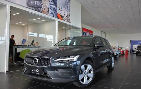 Volvo V60 2,0 D4 AWD  Stc 8g Aut.