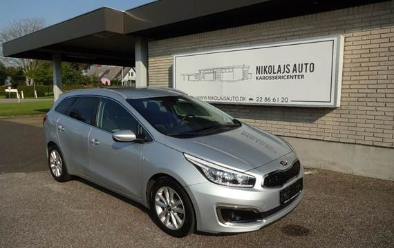 Kia Ceed 1,6 CRDi 136 Attraction SW