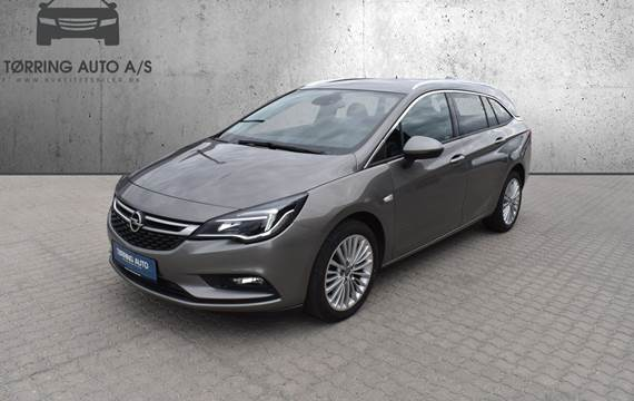 Opel Astra 1,6 CDTi 136 Innovation ST