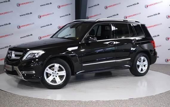 Mercedes GLK220 2,2 BlueTEC aut. 4-M