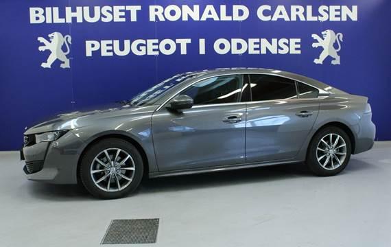 Peugeot 508 1,5 BlueHDi 130 Allure