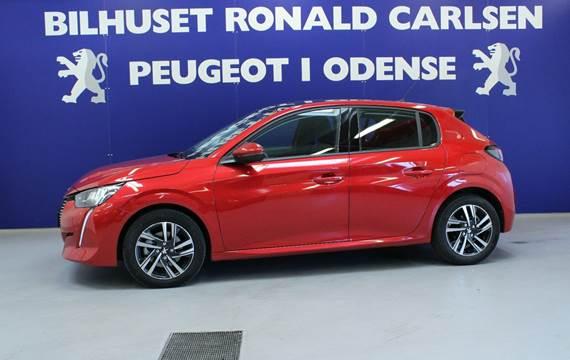 Peugeot 208 1,2 PT 100 Allure Lux