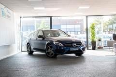 Mercedes C220 d 2,2 AMG Line aut. 4-M