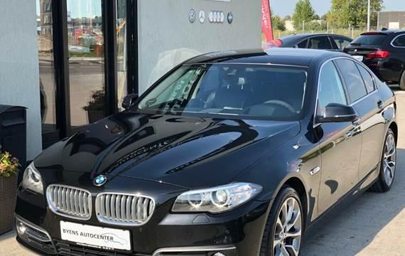BMW 520d 2,0 Luxury Line aut.