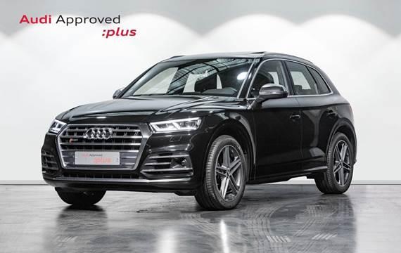 Audi SQ5 3,0 TDi quattro Tiptr.