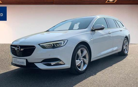 Opel Insignia 2,0 Sports Tourer  CDTI Innovation Start/Stop  Stc 8g Aut.