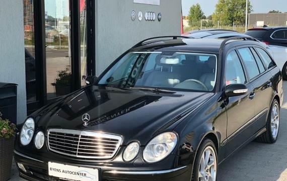 Mercedes E280 3,2 CDi Avantgarde stc. aut.