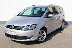 VW Sharan 2,0 TDi 184 Highlline DSG 7prs