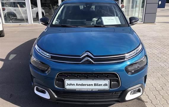 Citroën C4 Cactus 1,5 1.5 BlueHDI 100 hk 5D